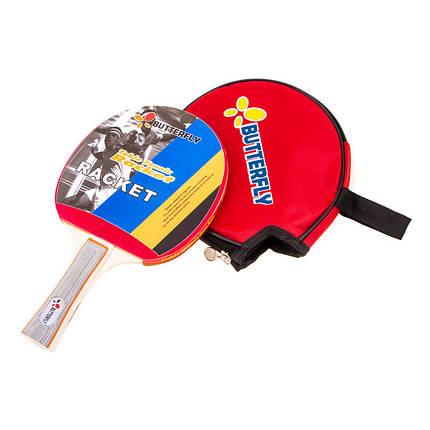 Ракетка для настільного тенісу Butterfly, фото 2