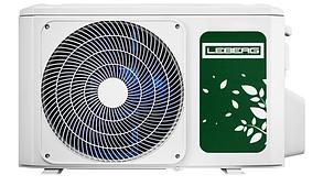 Інверторний кондиціонер Leberg LBS-VKG07UA / LBU-VKG07UA від -15 до + 50 з 4 функціями роботи, фото 3