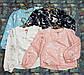 Нарядная блузка для девочки на рост 128,134,140,146,152 голубая, фото 2