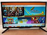 Телевизор 22 дюйма Samsung Т2 12/220 вольт телевізор ЛЕД, фото 2