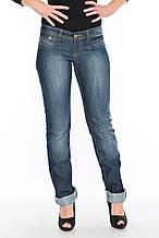 Джинсы женские OMAT jeans 9610-626 синие
