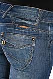 Джинсы женские OMATjeans 9610-626 синие, фото 9