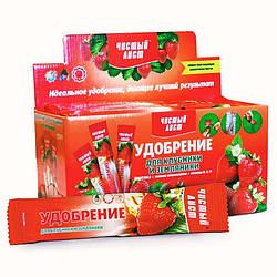 Удобрение для клубники и земляники Чистый лист 100 г