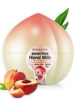 Bioaqua / Увлажняющий крем для сухой кожи рук персик, 30 гр., фото 1