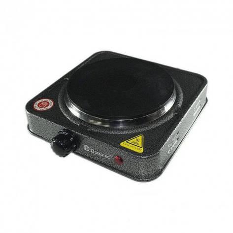 Электроплита настольная DOMOTEC MS-5811 Черная, фото 2
