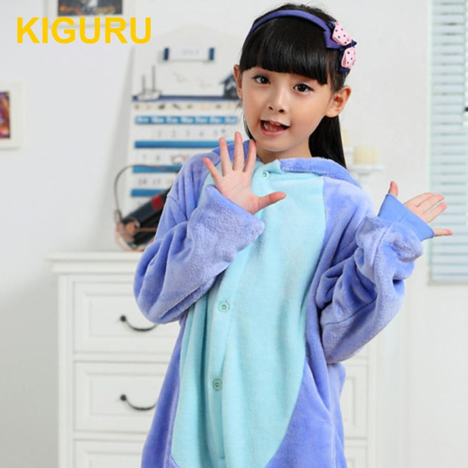Детская пижама кигуруми Стич - KIGURU в Киеве