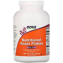 """Пищевые дрожжи в хлопьях NOW Foods """"Nutritional Yeast Flakes"""" (284 г)"""