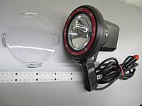 Фара искатель 555 ,(Фароискатель),55W HID XENON (4300 люмен).Лампа фара для охоты и поисковых работ., фото 1