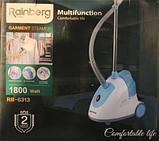 Отпариватель Пароочиститель-Вешалка Rainberg Rb-6313 1800W С Функцией Дезинфекции, фото 4