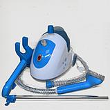 Отпариватель Пароочиститель-Вешалка Rainberg Rb-6313 1800W С Функцией Дезинфекции, фото 2