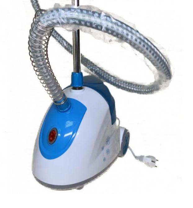 Отпариватель Пароочиститель-Вешалка Rainberg Rb-6313 1800W С Функцией Дезинфекции