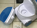 Отпариватель Пароочиститель-Вешалка Rainberg Rb-6313 1800W С Функцией Дезинфекции, фото 6