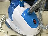 Отпариватель Пароочиститель-Вешалка Rainberg Rb-6313 1800W С Функцией Дезинфекции, фото 7