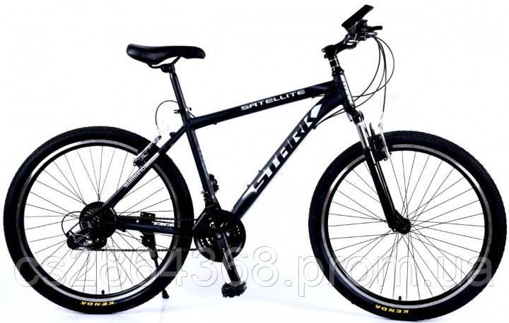 "Велосипед Unicorn Stark 14G 19"" 26"" Black"