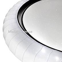 Потолочный светодиодный светильник 82w, люстра с пультом управления d50см. ZL70082, фото 3