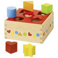 Развивающая игрушка Goki Сортер Базовый (58580G)