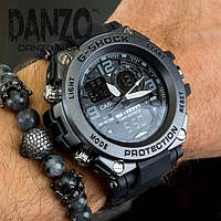 Мужские спортивные часы Casio G-Shock G-Steel Polimer копия