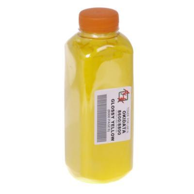 Тонер OKI C8600/8800, 160г Yellow Glossy AHK (1502100)