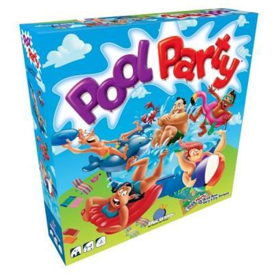 Настольная игра Blue Orange Вечеринка у бассейна (904888)