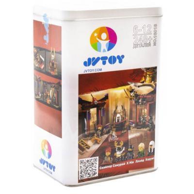Конструктор Jvtoy Герои ниндзя: Зал для коронации (16018)