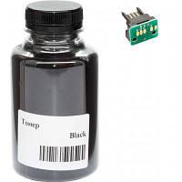 Тонер Sharp AR-160/161/200/205, 610г, chip 15K, Black AHK (3203485)