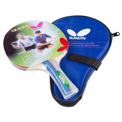 Ракетка для настольного тенниса Butterfly Addoy, Champ F2 + Чехол, фото 2