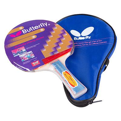 Ракетка для настольного тенниса Butterfly Addoy, Champ F2 + Чехол