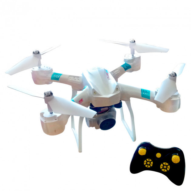 Квадрокоптер Scorpion с камерой White