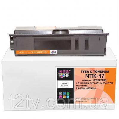 Тонер-картридж NewTone Kyocera TK-17 (NTTK-17)