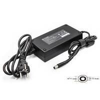 Блок питания к ноутбуку PowerPlant HP 220V, 19V 180W 9.5A (7.4*5.0) (HP180F7450), фото 1