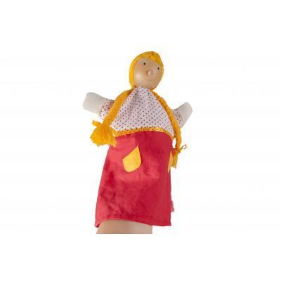 Игровой набор Goki Кукла-перчатка Гретель (51649G)