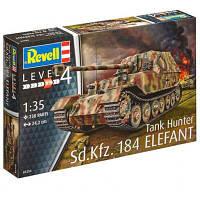 Сборная модель Revell САУ Фердинанд уровень 4, 1:35 (RVL-03254)