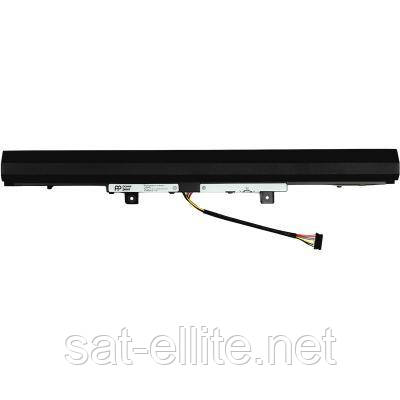 Аккумулятор для ноутбука Lenovo V310-14ISK (L15S4A02) 14.4V 2600mAh PowerPlant (NB480869)