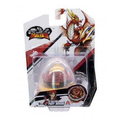 Дзига AULDEY Infinity Nado V серія Nado Egg Fiery Dragon Вогняний Дракон (YW634102)