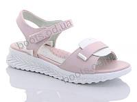 """Босоножки  детские """"W.niko"""" #X8203-5. р-р 32-37. Цвет розовый. Оптом"""