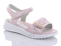 """Босоножки  детские """"W.niko"""" #X8202-2. р-р 32-37. Цвет розовый. Оптом"""