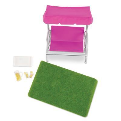 Игровой набор LORI Мебель для улицы (LO37032Z)