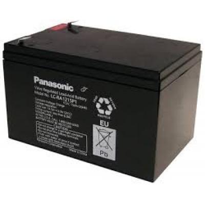 Батарея к ИБП PANASONIC 12V 15Ah (LC-RA1215P1)