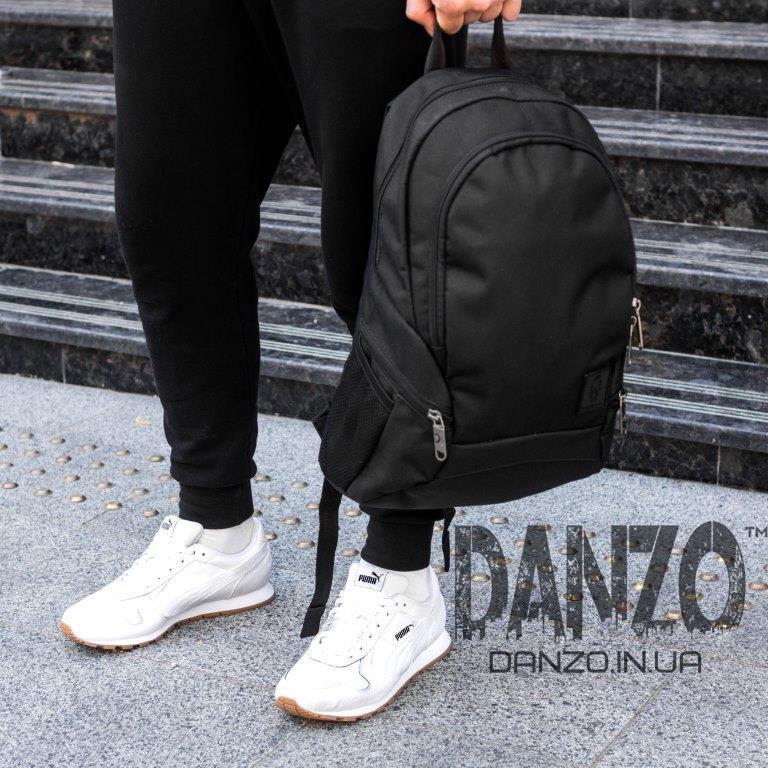Рюкзак мужской городской спортивный черный, мужской рюкзак городской для ноутбука, рюкзак роллтоп BAGLND 1X