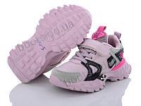 """Кроссовки  детские """"W.niko"""" #1640-5. р-р 26-31. Цвет фиолетовый. Оптом"""