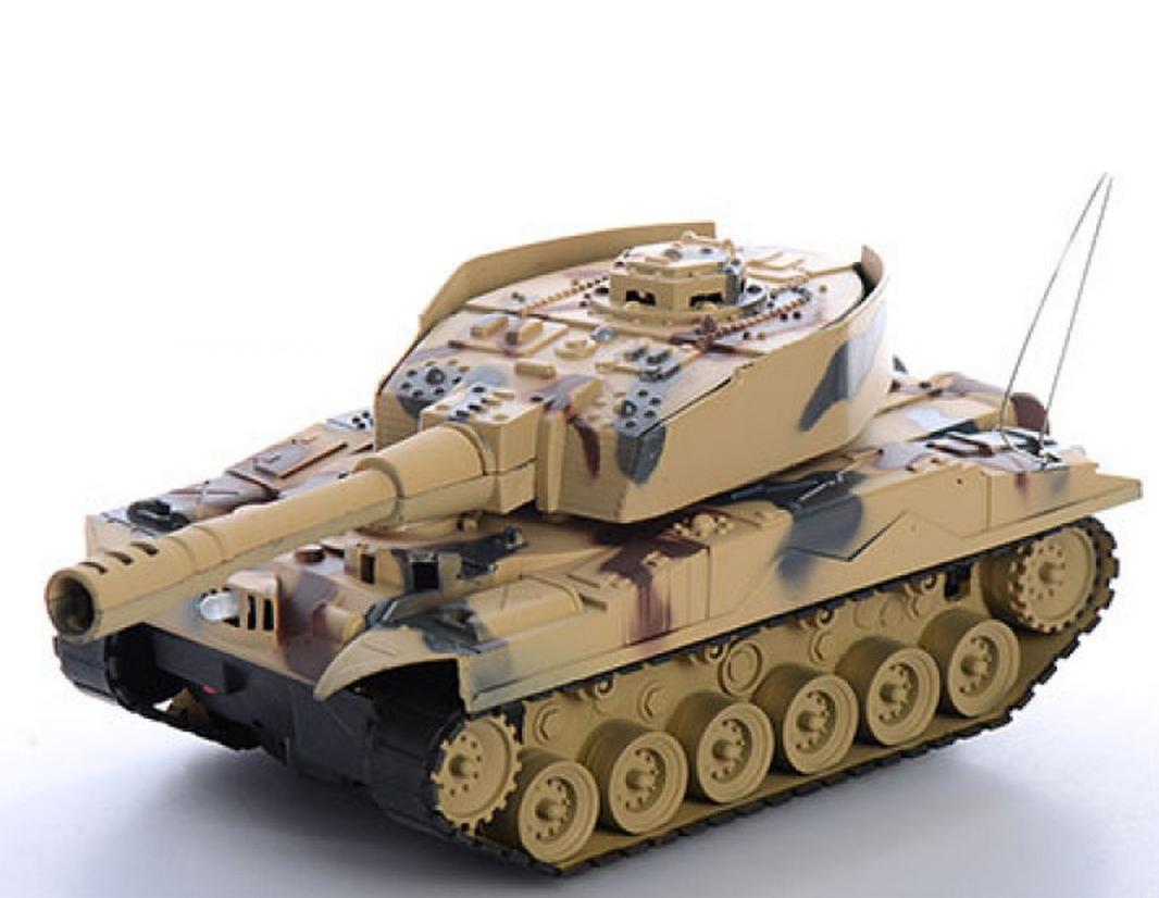 Детский танк-трансформер TANK-CHARIOT на радиоуправлении