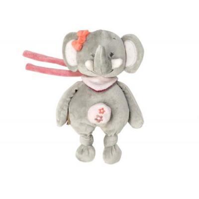 Мягкая игрушка Nattou Адель и Валентина Мини Адель (424080)
