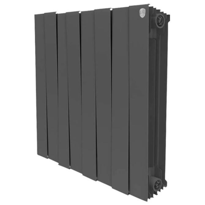 Радиатор Royal Thermo PianoForte 500 Noir Sable - 8 секц