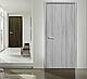Двери межкомнатные Новый Стиль Колори Стандарт экошпон глухие 80 Каштан, фото 2