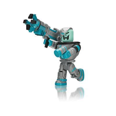 Фігурка Jazwares Roblox Core Figures Bionic Bill W6 (ROB0204)