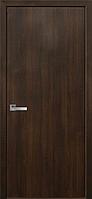 Двери межкомнатные Новый Стиль Колори Стандарт экошпон глухие 90 Каштан