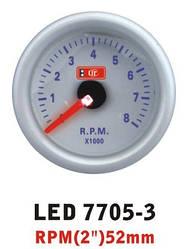 Дополнительный прибор Ket Gauge LED 7705-3 тахометр