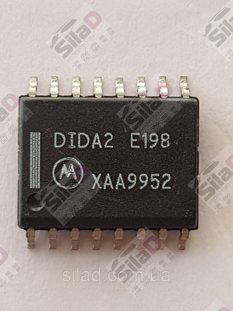 Мікросхема DIDA2 E198 XAA9952 Motorola корпус HTSSOP-16