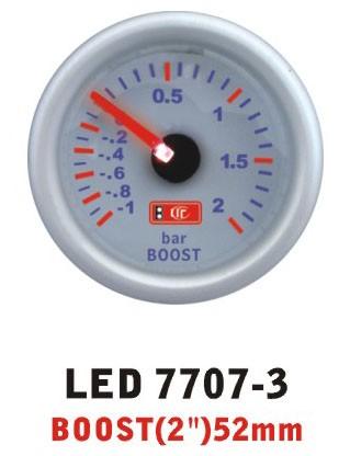 Дополнительный прибор Ket Gauge LED 7707-3 давление турбины