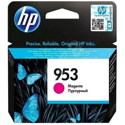 Картридж HP DJ No.953 Officejet Pro 8210/8710/8720/8725/8730 Magenta, 70 (F6U13AE)